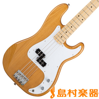 FenderHybrid 50s Precision Bass Maple Vintage Natural