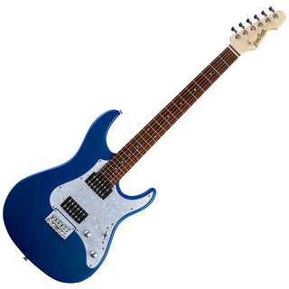 GrassRoots G-SN-45DX Metallic Blue エレキギター