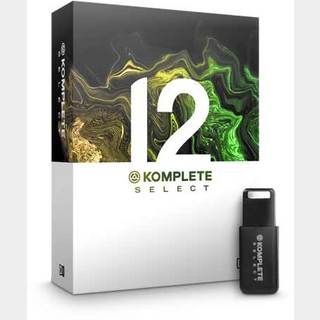 NATIVE INSTRUMENTS KOMPLETE 12 SELECT ☆送料無料