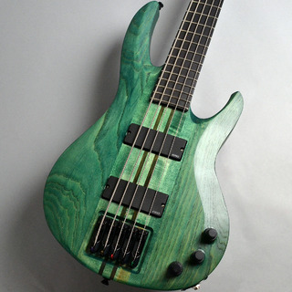 Strictly 7 Guitars Copperhead 5st T Dark Green Satin エレキベース(5弦)