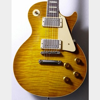 Gibson Custom Shop【動画】Historic Collection  M2M 1959 Les Paul Standard Reissue VOS Butter Scotch #9 0465【3.84kg】