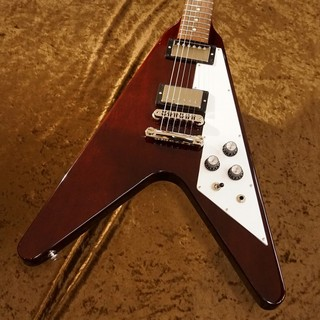 Gibson 【大特価!!】Flying V 2018 T #180055529 [Aged Cherry][3.15kg][送料無料]【G-CLUB TOKYO】