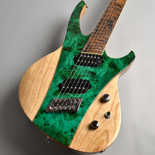 Ormsby Guitars FUTURA 6 Custom Poplar Burl Top 【最大36回分割無金利キャンペーン】