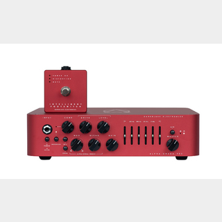 Darkglass Electronics AlphaOmega900LTD RED