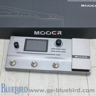 MOOER GE200 Amp Modelling & Multi Effects