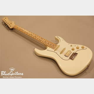 FREEDOM CUSTOM GUITAR RESEARCH EZa SSH LightAsh2P/Maple - OFW(Off White)