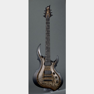 ESP FRX-CTM NT Burled Maple #See Thru Black Sunburst