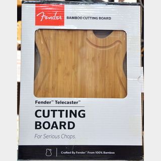 Fender Telecaster Cutting Board 【まな板】【正規輸入品】【即納可能】