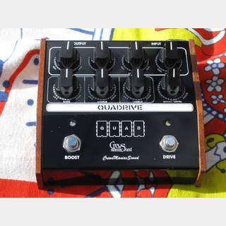 Crews Maniac Sound QUADRIVE