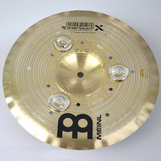 "Meinl Generation X Jingle Filter China 12"" GX-12FCH-J 【熊本パルコ店】"