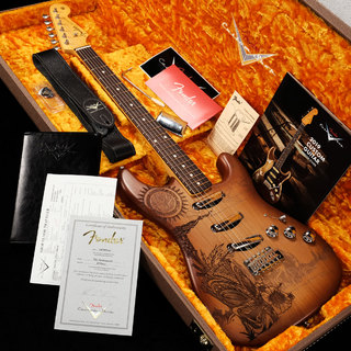 Fender Custom Shop Master Built Series Tiki Stratocaster Relic by Kyle Mcmillin & 64 Deluxe Reverb 【渋谷店】
