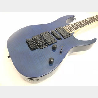 Ibanez RG370DXFM Bright Blue 2008年~2009年製