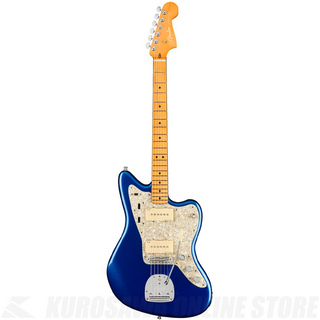 Fender American Ultra Jazzmaster,Maple Fingerboard,Cobra Blue【小物セットプレゼント!】