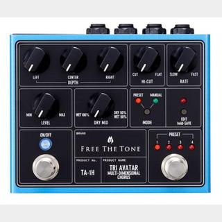 Free The Tone TA-1H/TRI AVATAR Multi-Dimensional Chorus