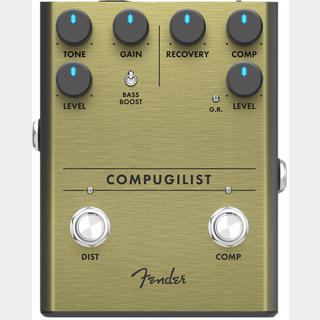 Fender COMPUGILIST COMPRESSOR/DISTORTION 【特価】
