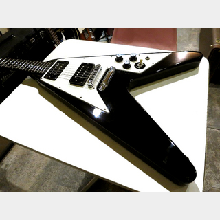 Gibson Gibson USA 2009年製 Flying V'67 Black Seymour Duncan レアPU搭載