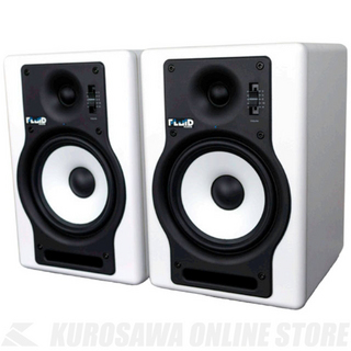 Fluid Audio Fader Series F5W (White)