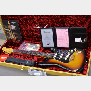 Fender Custom Shop Stevie Ray Vaughan Signature Stratocaster Relic #CZ544035 【3.39kg】【爆鳴り個体】