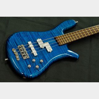 Warwick Custom Shop Streamer LX 4st Ocean Blue Transparent High Polish