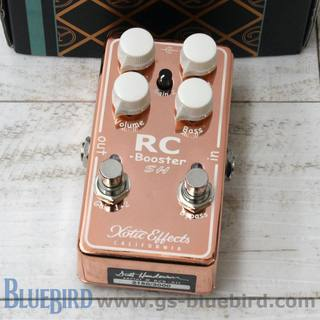 XoticRCB-SH Copper RC-Booster Scott Henderson Signature