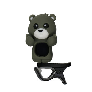 SwiffKAI BEAR TUNER GREY クリップチューナー 【WEBSHOP】