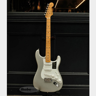 Fender American Original '50s Stratocaster (Inca Silver) [Made In USA]