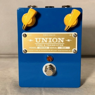 UNION TUBE&TRANSISTOR CRACKLE