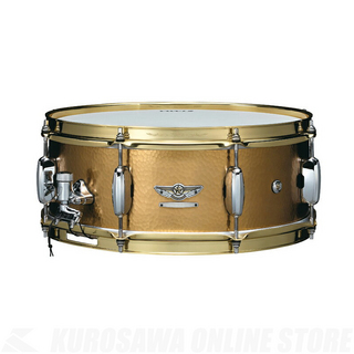 "Tama TBRS1455H [STAR Reserve Snare Drum 14"" x 5.5"" Hand Hammered Brass]"