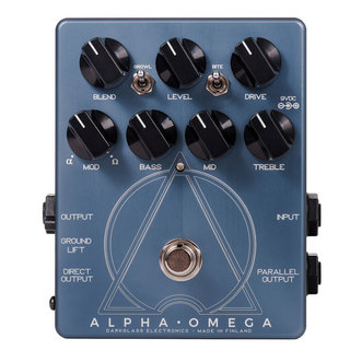 Darkglass Electronics Alpha Omega【送料無料】<下取りがお得!>