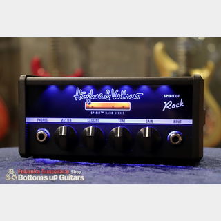 Hughes&Kettner {BUG} SPIRIT NANO -Spirit of Rock-【入荷数僅少!!☆今なら即納!!】