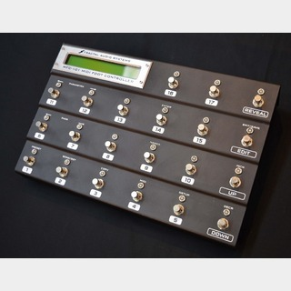 FRACTAL AUDIO SYSTEMS MFC-101 MARK-Ⅱ【MIDI Foot Controller】【渋谷店】