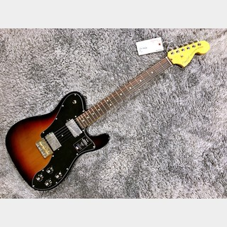 Fender American Professional II Telecaster Deluxe 3-Color Sunburst / Rosewood【アウトレット特価】