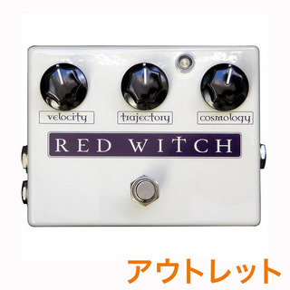 RED WITCH Deluxe Moon Phaser フェイザー プレミアムエフェクター/デラックスムーン