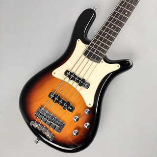 Warwick Teambuilt Streamer CV 5st Vintage Sunburst Transparent High Polish