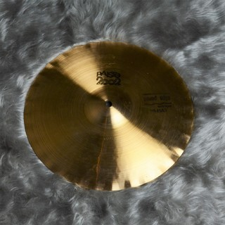 PAiSTe 【Sound Edge Hi-Hat 13″ TOP】&【Sound Edge Hi-Hat 13″ Bottom】