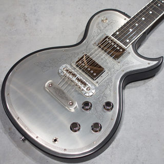 Zemaitis CS24MF CUSTOM BK【展示処分58%OFF】