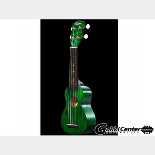 "Ohana Ukuleles Ohana ""Sopranissimo"", Willow Wood Top, Back & Sides - Available in Green O'Nina GR"