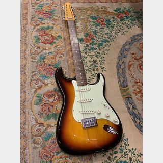 Fender FSR Made in Japan Traditional STRATO Ⅻ 3Tone Sunburst