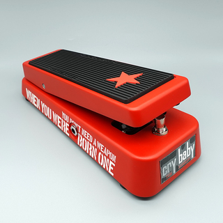 Jim Dunlop TBM95 Tom Morello Signature Cry Baby Wah