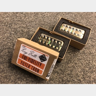 TV JONES Ray Butts Ful-Fidelity Filter'Tron Gold Set【送料無料】【即納可能】