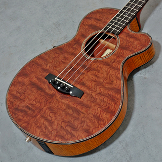 Crews Maniac Sound EB-2400C Limited Quilted Bubinga / Brown ★展示入替SALE★