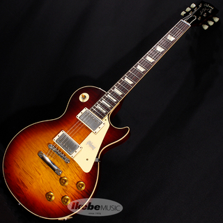Gibson Custom Shop 1960 Les Paul Standard Plain Figured Maple Top VOS (Factory Burst) 【特価】