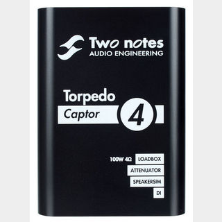 Two Notes Torpedo Captor 4Ω