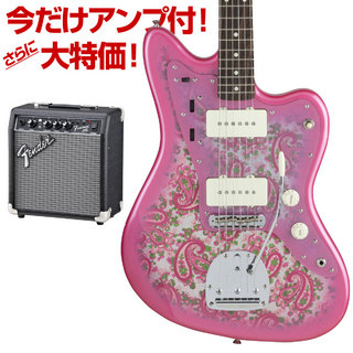 Fender Made in Japan Traditional 60s Jazzmaster Rosewood Fingerboard Pink Paisley 【WEBSHOP】