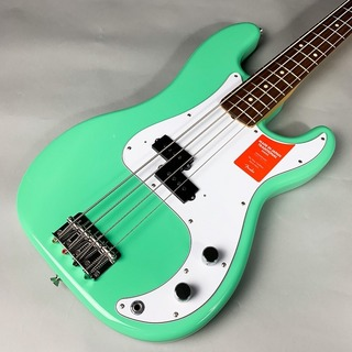 Fender Made in Japan Traditional 60s Precision Bass/Surf Green エレキベース