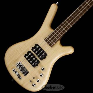 "Warwick German Team Built Corvette $$ 4st ""Flame Maple Top"" (Natural Satin)【特価】"