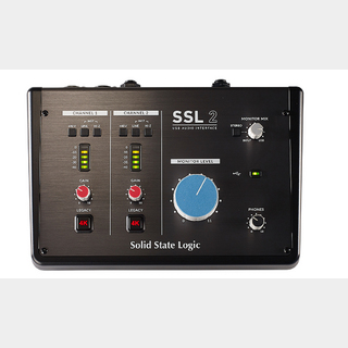 Solid State Logic(SSL)SSL2