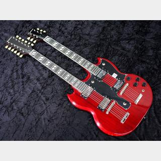 Epiphone Limited Edition G-1275 Double Neck Cherry【1周年記念セール!】