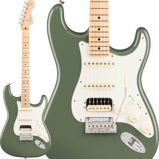 Fender USA American Professional Stratocaster HSS Shawbucker (Antique Olive/Maple) 【特価】 【2月22日入荷予定】