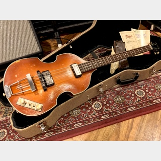 Hofner 【ホフナー】500/1 Relic 63 Violin Bass